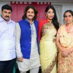 Rajat Tokas Family