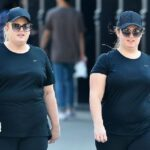 Rebel Wilson With Her Sister Liberty Wilson