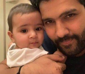 Rohit Sharma Daughter