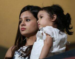 Sakshi Dhoni Daughter