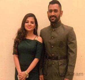 Sakshi Dhoni Husband