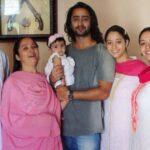 Shaheer Sheikh Family