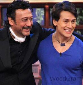 Tiger Shroff Father
