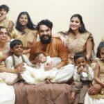 Tovino Thomas Family