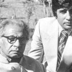 Amitabh Bachchan Father