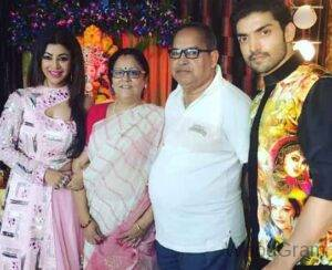 Debina Bonnerjee Family