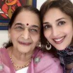 Madhuri Dixit Mother