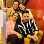 Millind Gaba Family