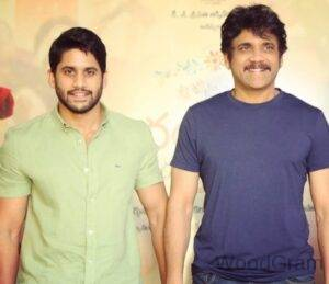 Naga Chaitanya Father
