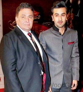 Ranbir Kapoor Father