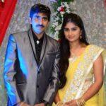 Ravi Teja Wife