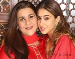 Sara Ali Khan Mother