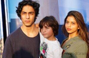 Shah Rukh Khan Children