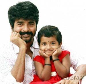 Sivakarthikeyan Daughter