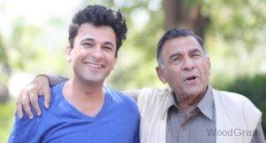 Vikas Khanna Father