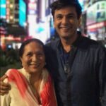 Vikas Khanna Mother
