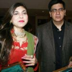 Alka Yagnik Husband