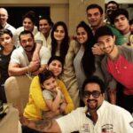 Arbaaz Khan Family