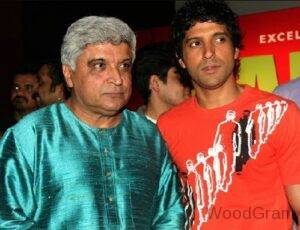 Farhan Akhtar Father