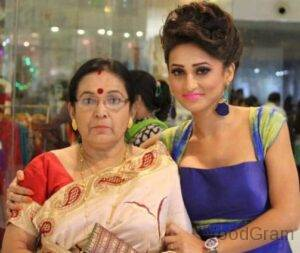 Mimi Chakraborty Mother