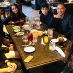 Preity Zinta Family