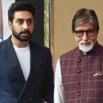 Abhishek Bachchan Father
