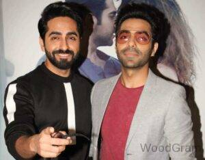 Aparshakti Khurana Brother