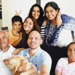 Asha Negi Family