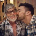 Ashish Chaudhary Father