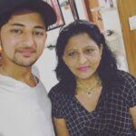 Darshan Raval Mother