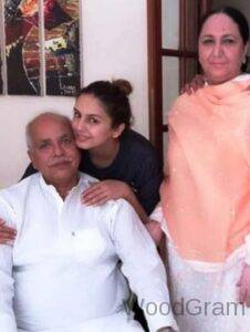 Huma Qureshi Family