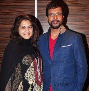 Javed Jaffrey Wife