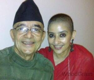 Manisha Koirala Father