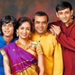 Paresh Rawal Family