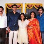 Ram Pothineni Family