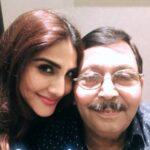 Vaani Kapoor Father