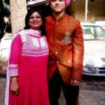 Rohan Shah Mother
