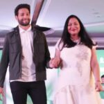 Siddhant Chaturvedi Mother