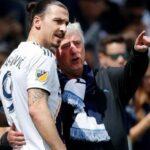 Zlatan Ibrahimović With His Father