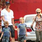 Zlatan Ibrahimović With His Girlfriend And Children