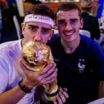 Antoine Griezmann With His Brother