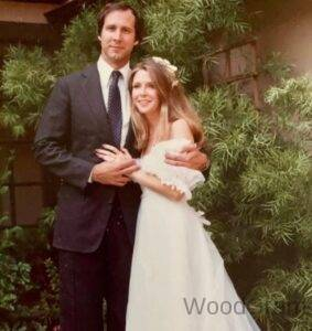 Chevy Chase and Jayni Chase marriage photo