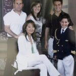 David Silva Young Age Photo With His Father, Mother, Brother And Sister