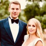 Manuel Neuer With His Ex Wife
