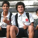 Philippe Coutinho Childhood Photo With His Brothers
