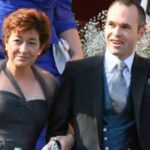 Andrés Iniesta With His Mother