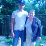Dele Alli With His Mother
