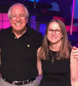 Frank Abagnale with his wife