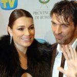 Gianluigi Buffon With His Ex Wife
