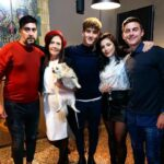 Paulo Dybala With His Family - Mother, Brothers And Girlfriend